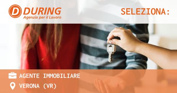 OFFERTA LAVORO - AGENTE IMMOBILIARE - VERONA (VR)