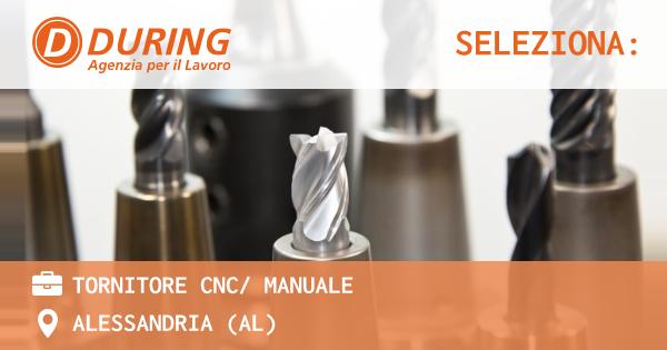 TORNITORE CNC MANUALE