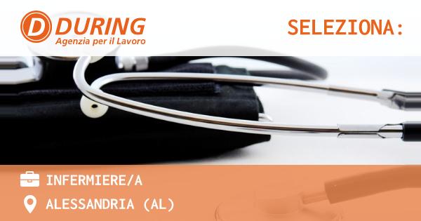 OFFERTA LAVORO - infermiere/a - ALESSANDRIA (AL)